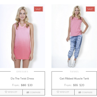 SUPER SALE! Mint Clothing Company!
