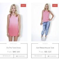 SUPER SALE! Mint Clothing Company!
