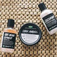 Natural Beauty - Lush Cosmetics Review