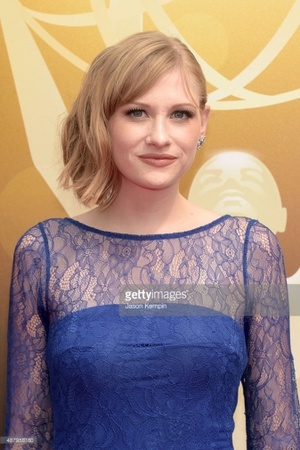attends the 2015 Creative Arts Emmy Awards at Microsoft Theater on September 12, 2015 in Los Angeles, California.