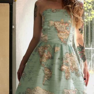 world dress
